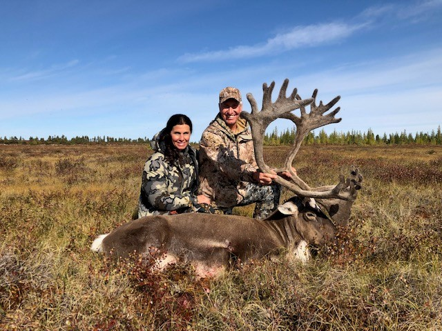 Arctic Caribou Hunt